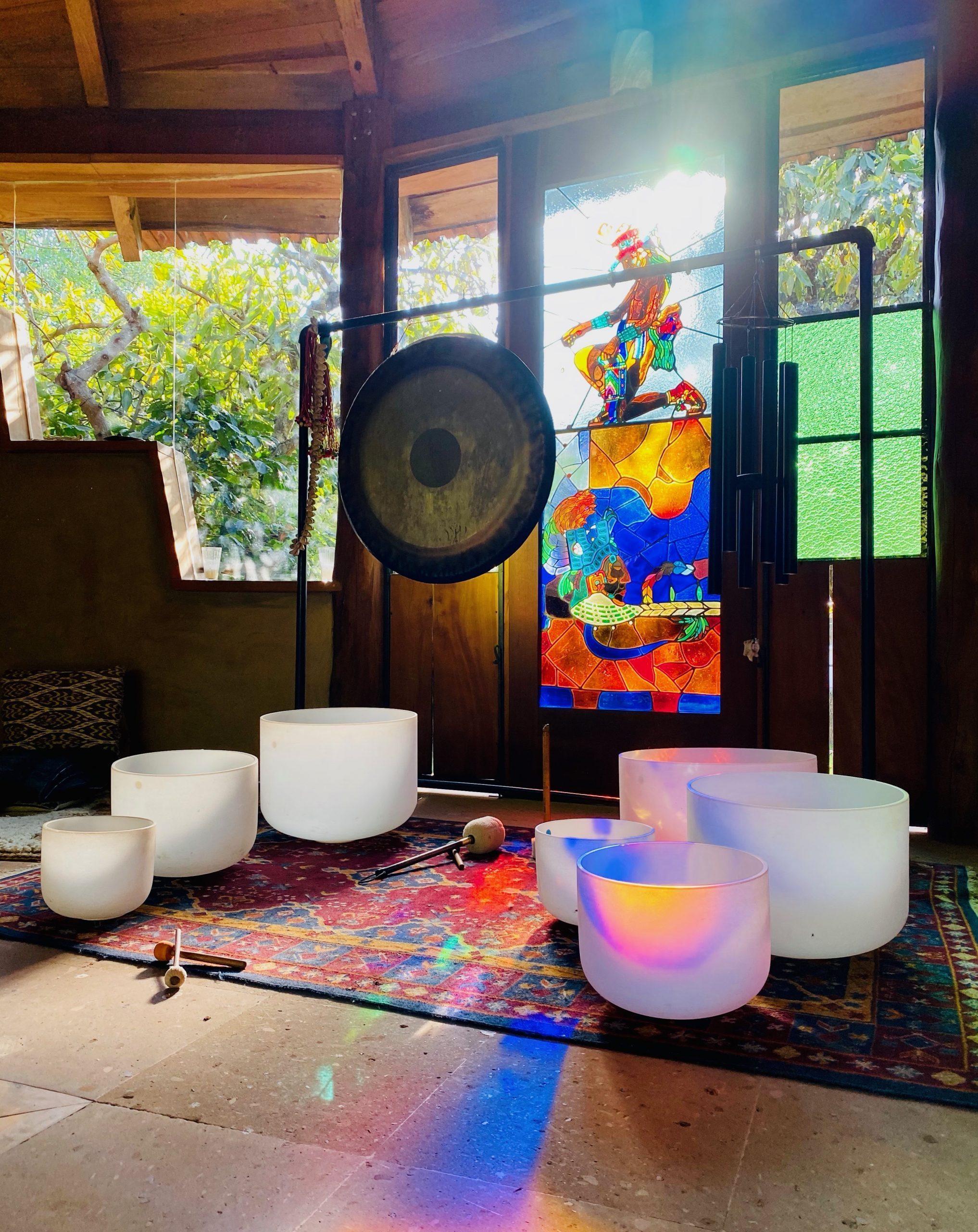 Sound Healing Natural Medicine Centro Nierika